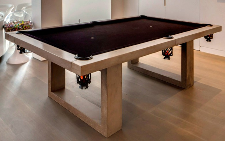 James Perse Pool Table Few Vs Many Few Vs Many