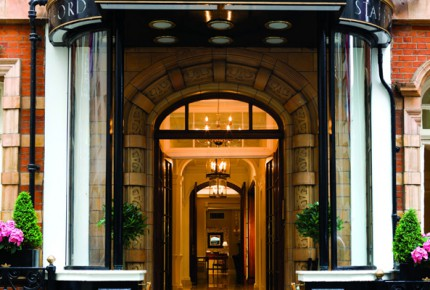 Review: The Stafford Hotel London
