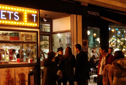 Review: Tickets Bar Barcelona by Albert Adrià