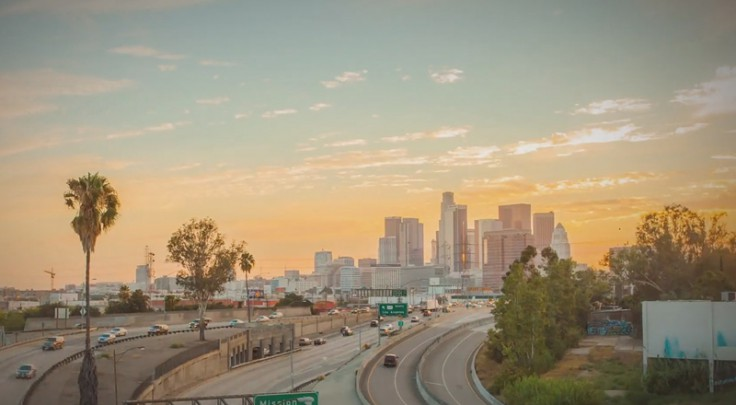 Amazing Los Angeles Hyperlapse/Timelapse