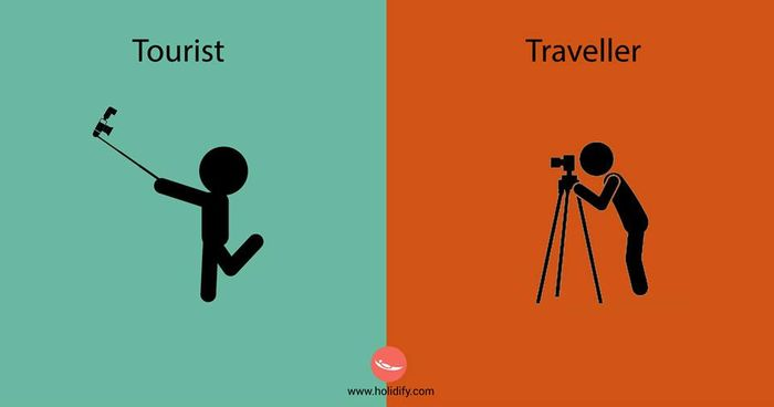 Tourist or a Traveler?2