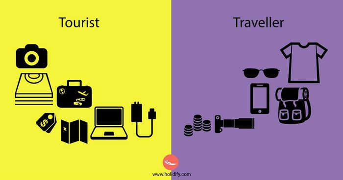 Tourist or a Traveler?3