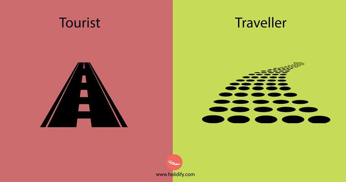 Tourist or a Traveler?5