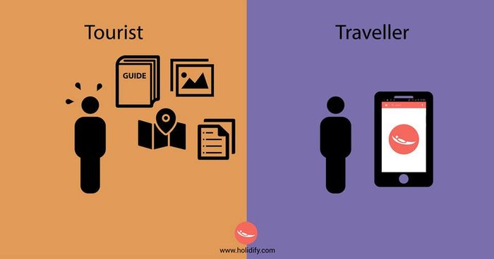 Tourist or a Traveler?8