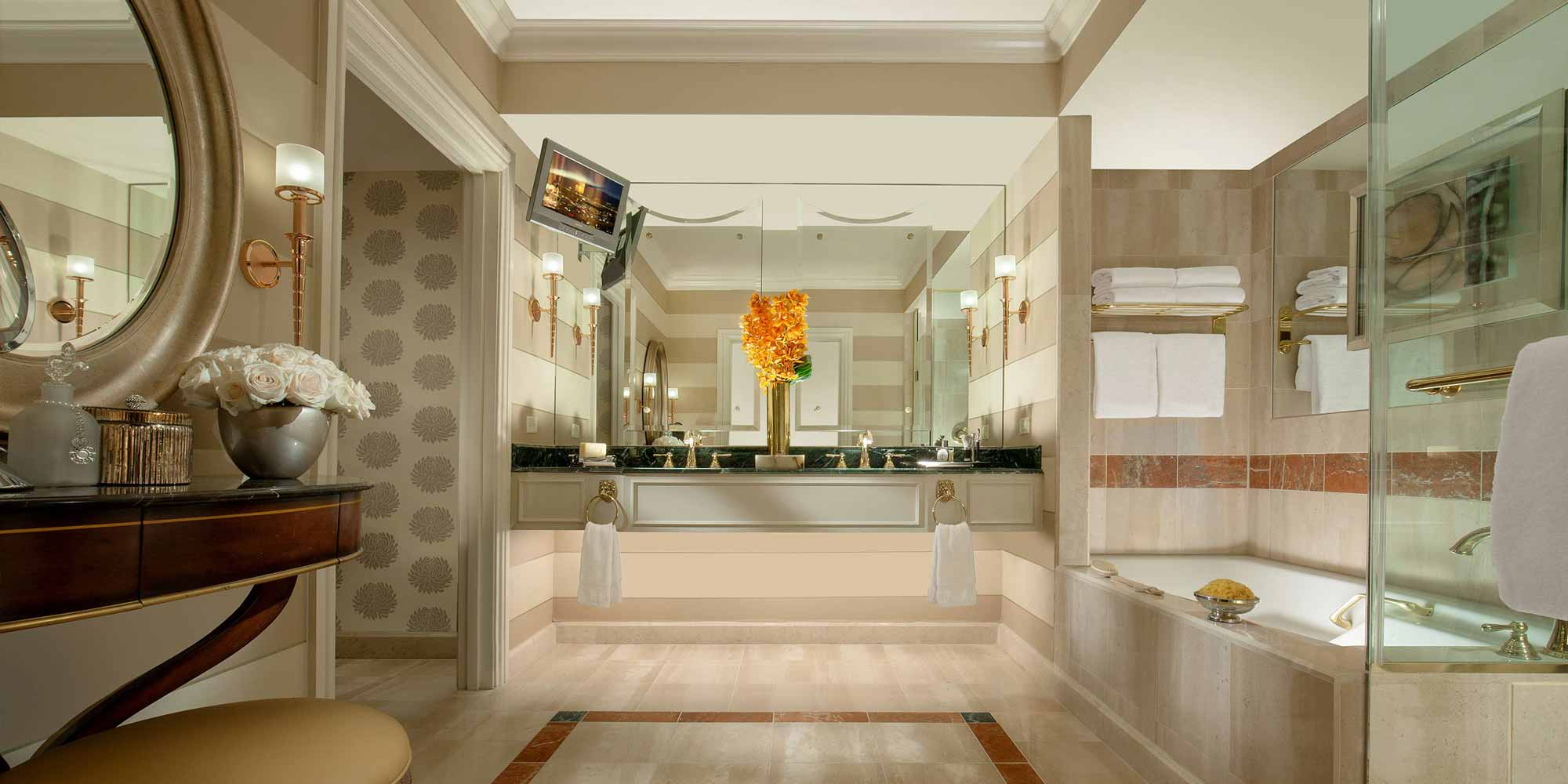 How Many Rooms In The Palazzo Hotel Las Vegas